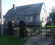 Дом возле Кобрина (д. Патрики)