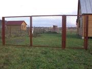 Предлагаем ворота и калитки. Привозим бесплатно