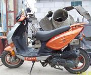 Продам скутер Тигер