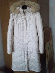 Продаётся пальто зимнее