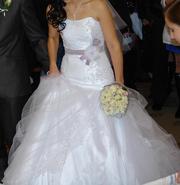продам шикарное свадебное платье. модель 2012 года