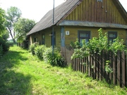Жилой дом в деревне Лыщики Кобринский р-н. ж/д. станция Столпы